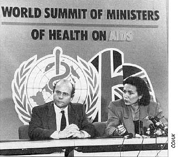 World Summit of Ministers of Health on AIDS